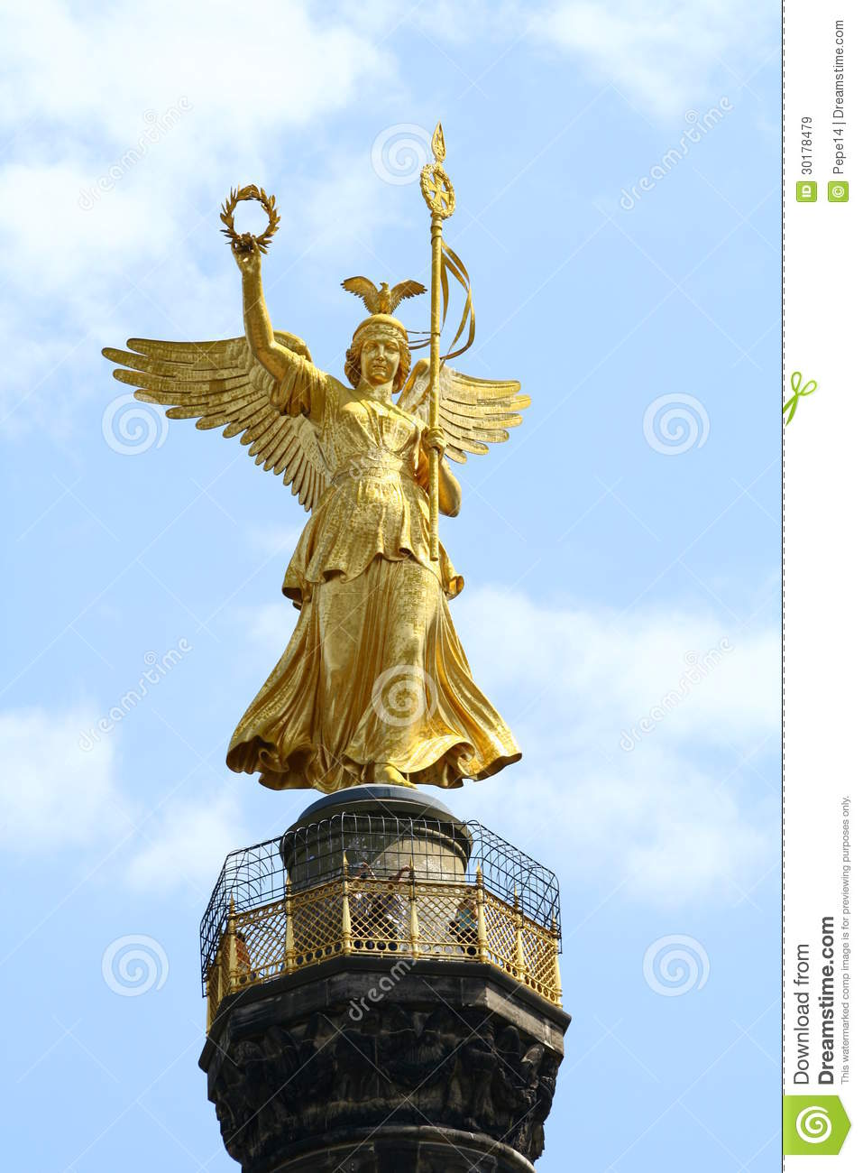 Berlin Angel Royalty Free Stock Images Image 30178479