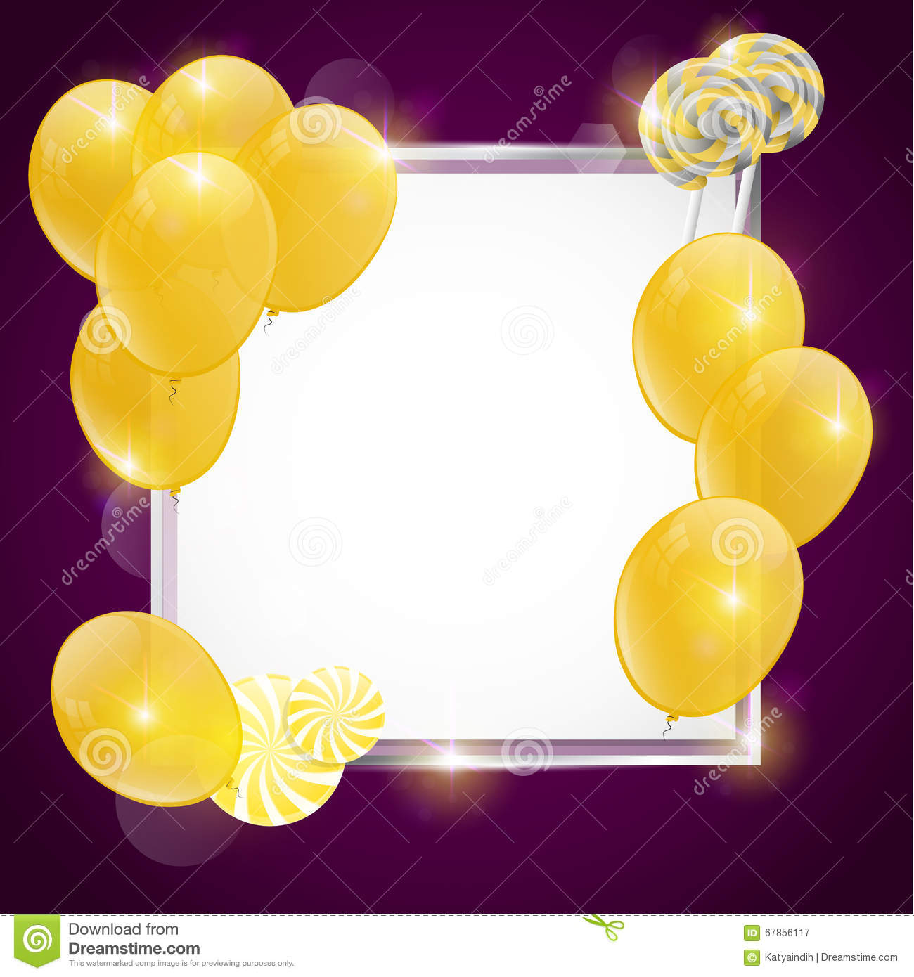 gold party vector - photo #20