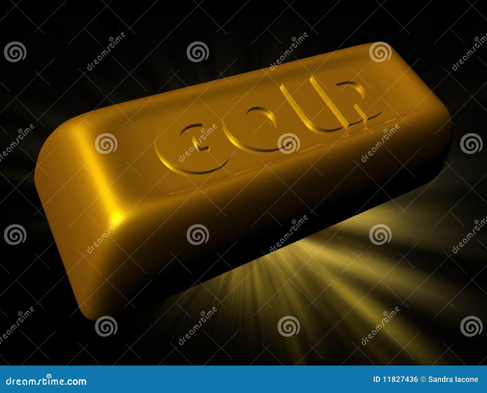 gold bar black background - photo #32