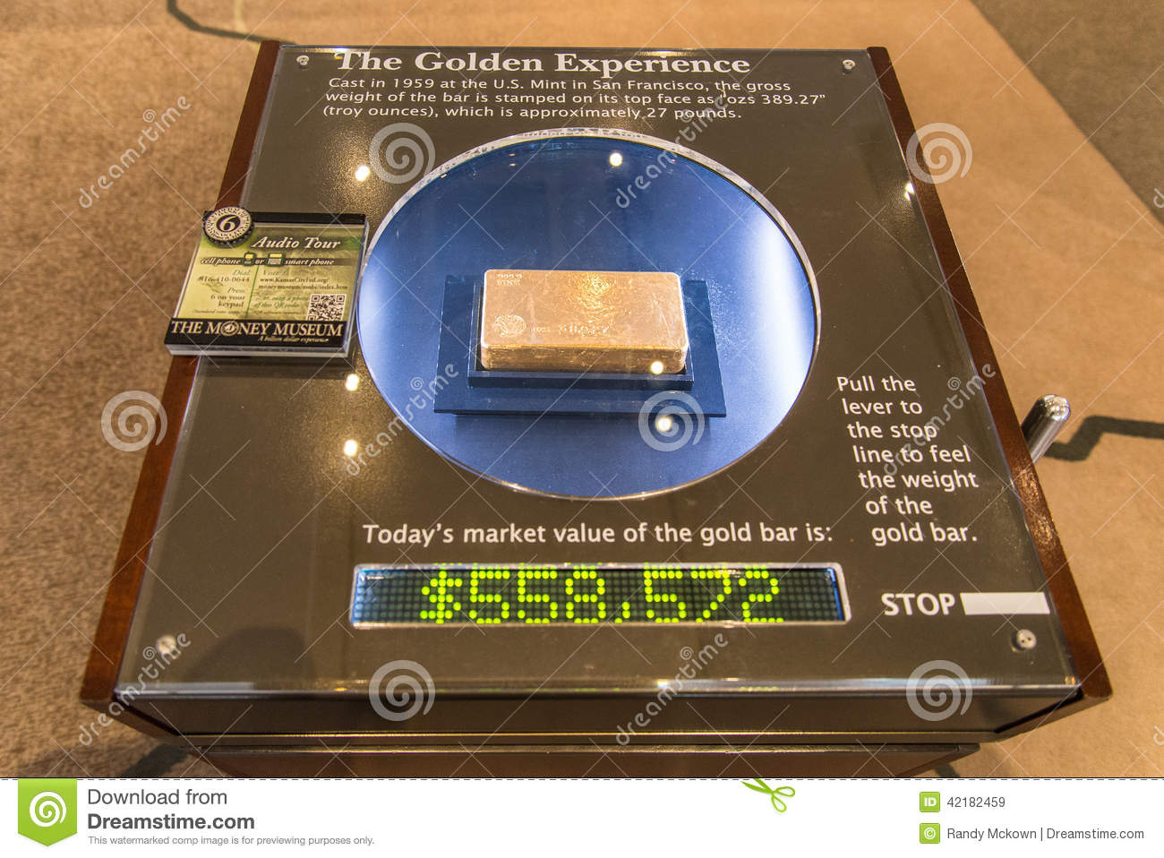 Gold Bar Editorial Stock Image. Image Of Vacation, Wealth