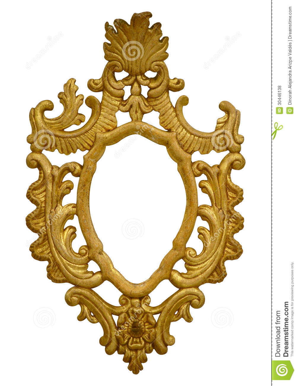 golden frame stock photo image gambartop