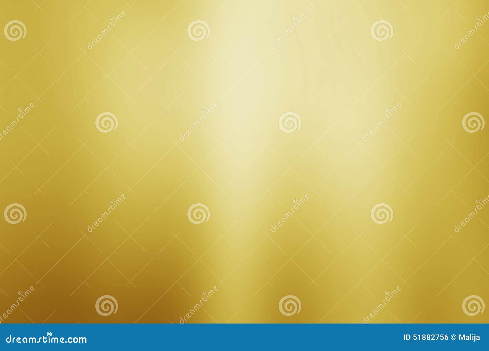 Gold blurred texture background