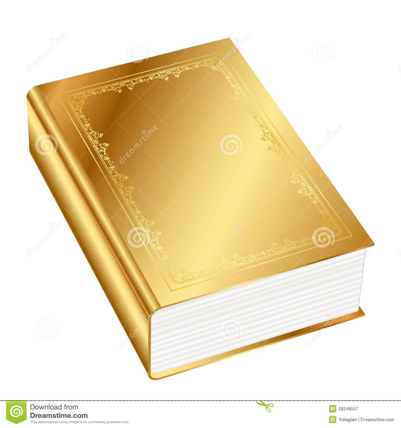 golden book