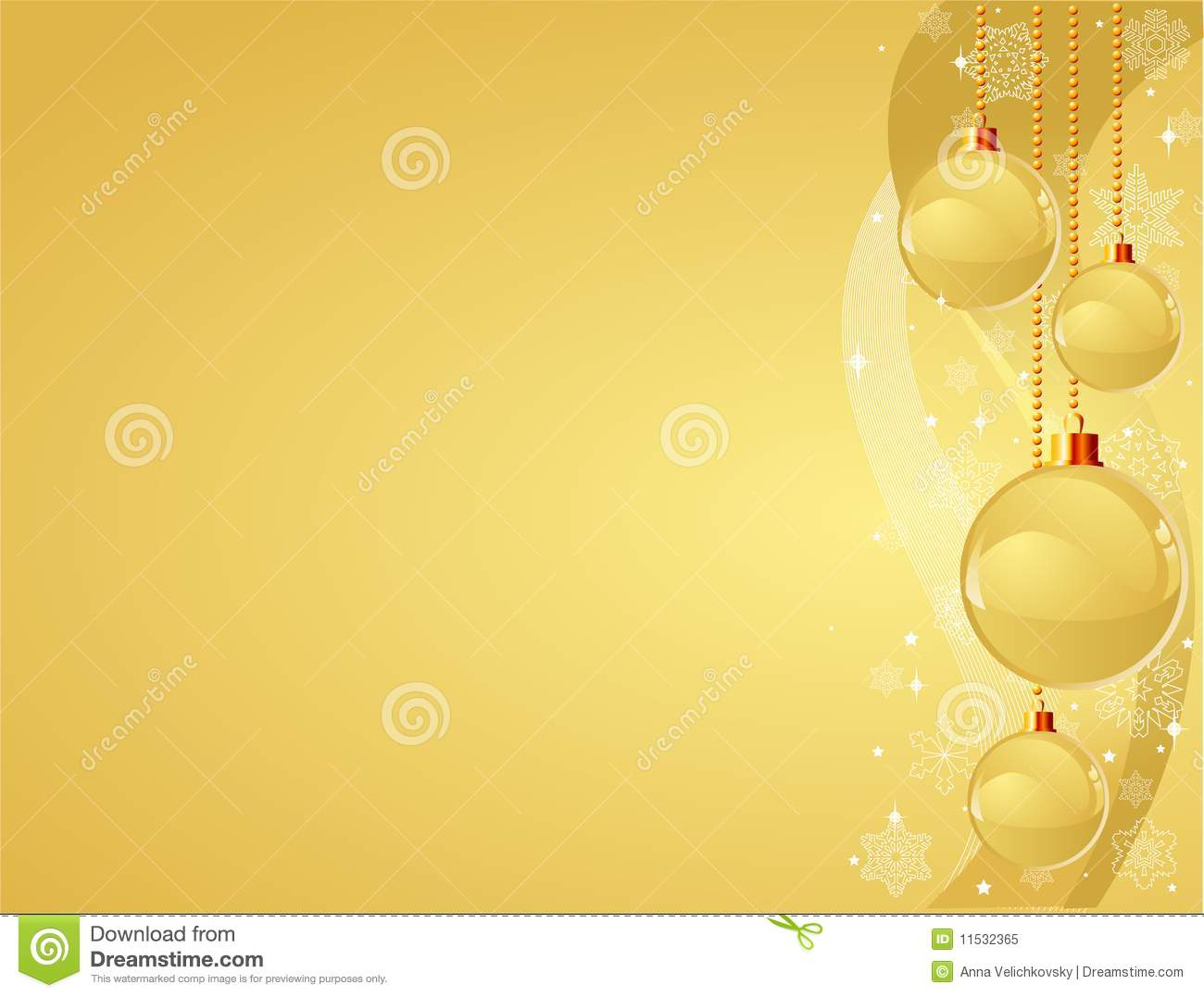 gold christmas background stock vector. illustration of abstract