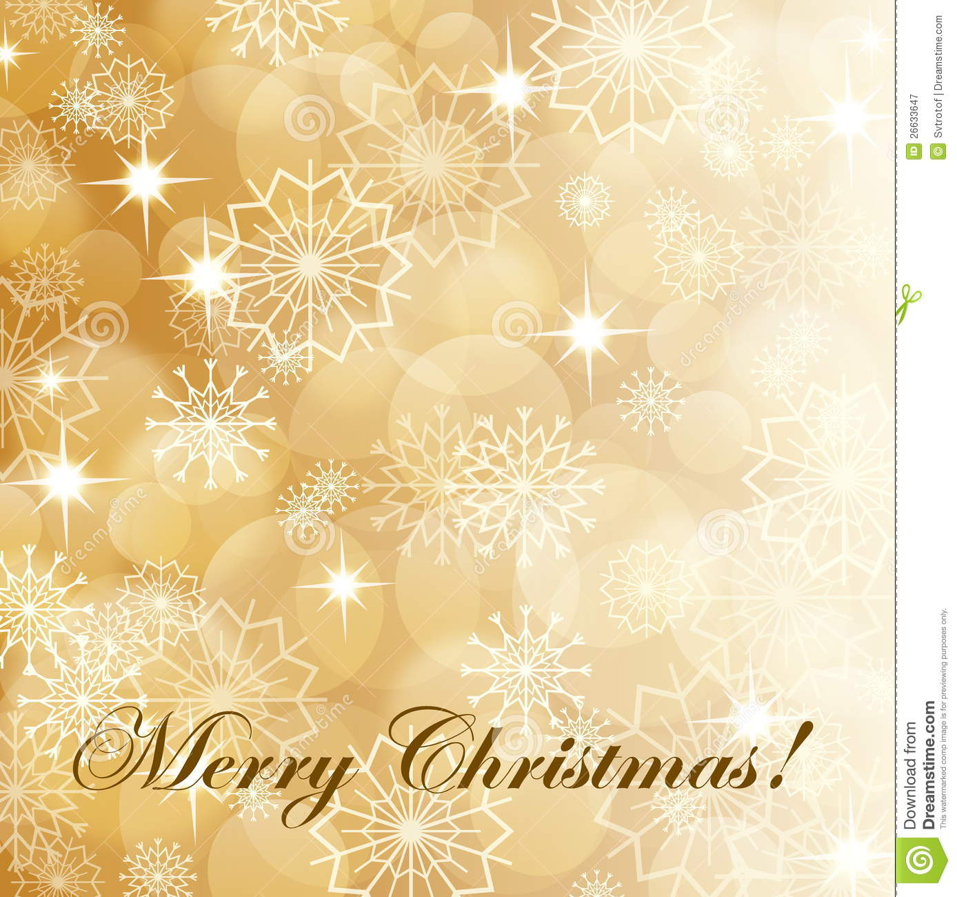 Christmas Background Images Gold.Gold Christmas Background Stock Vector Illustration Of