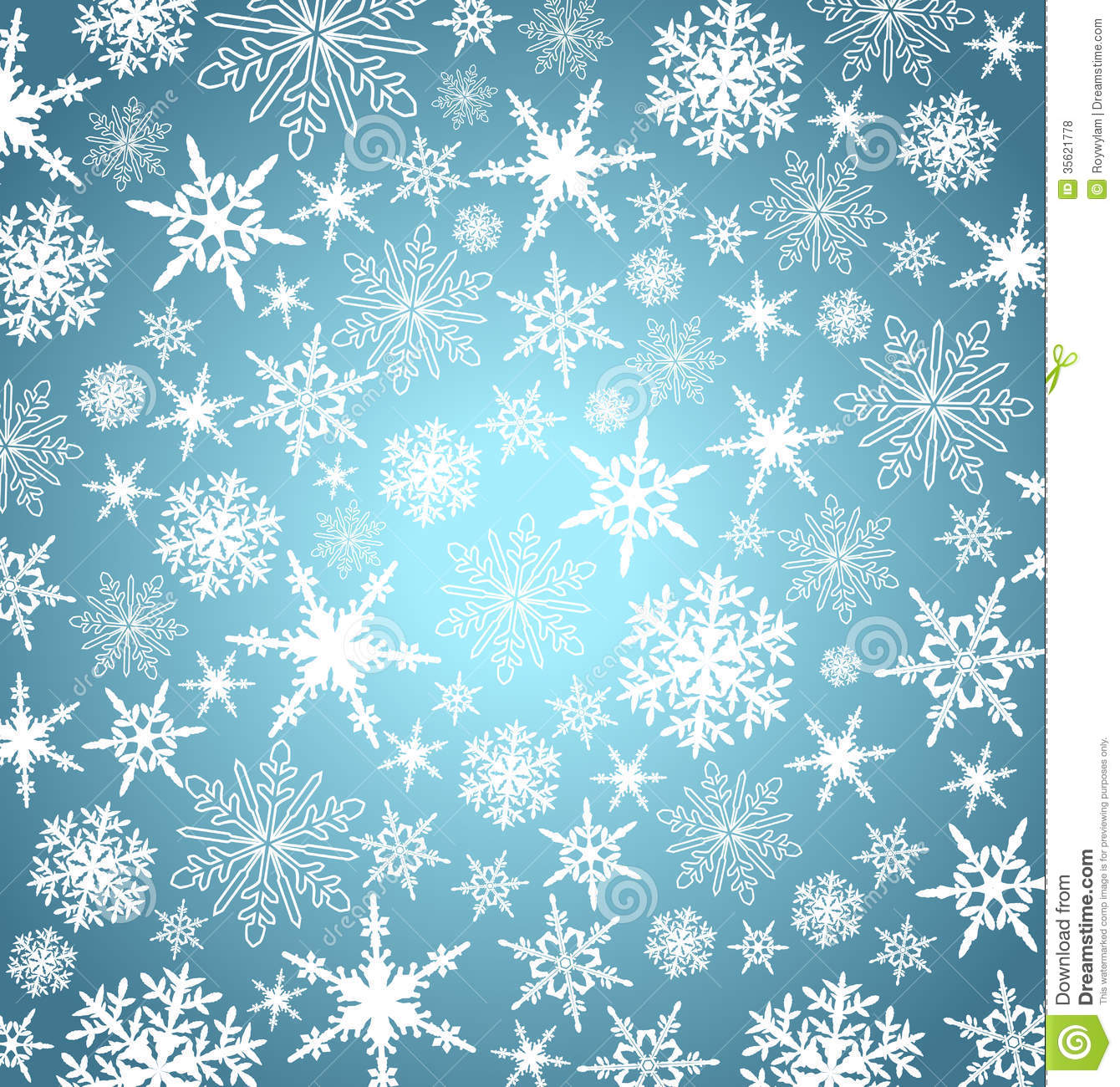 Christmas snowflakes background card menu web royalty free stock