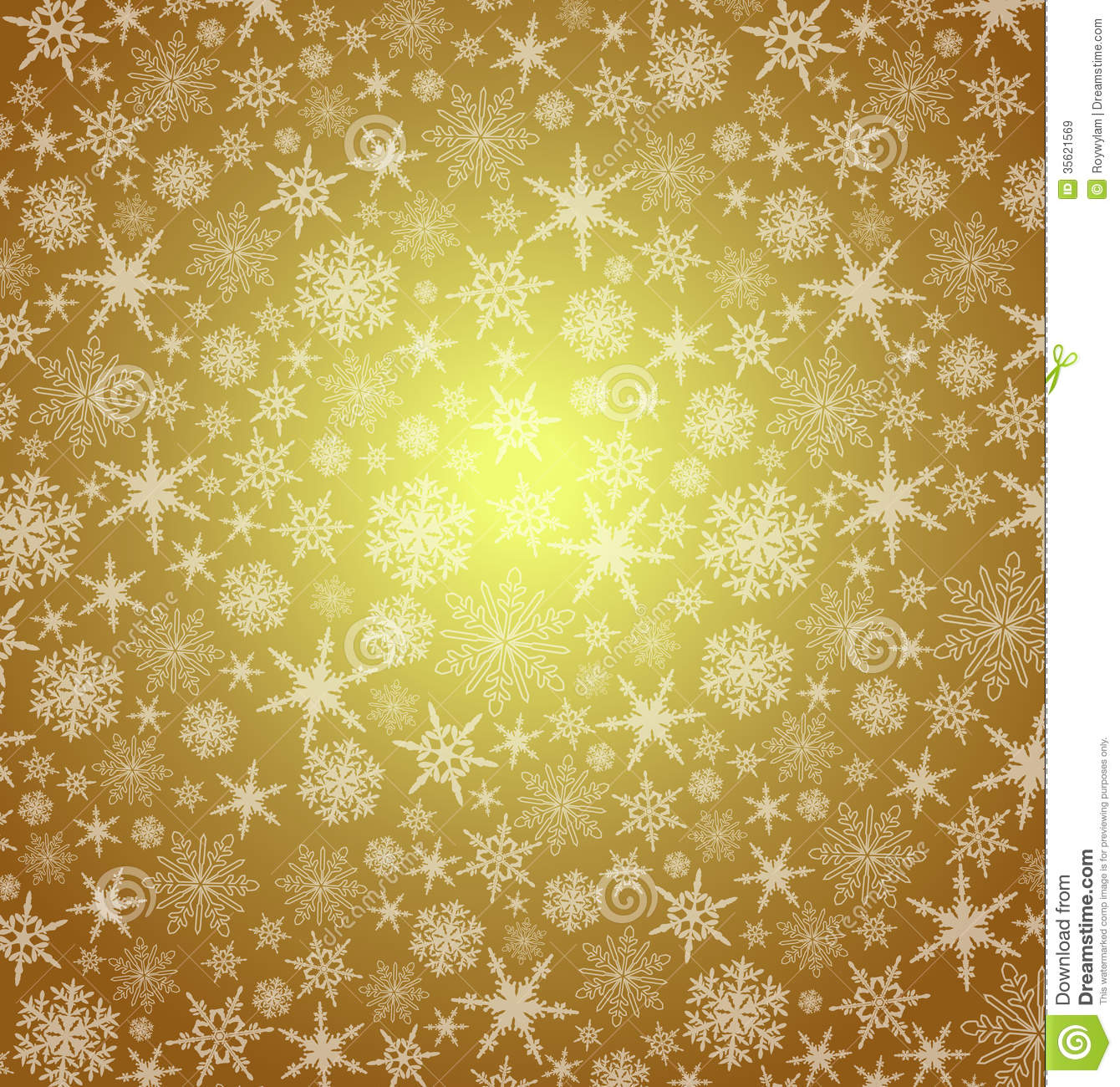 gold christmas snowflake wallpaper - photo #12