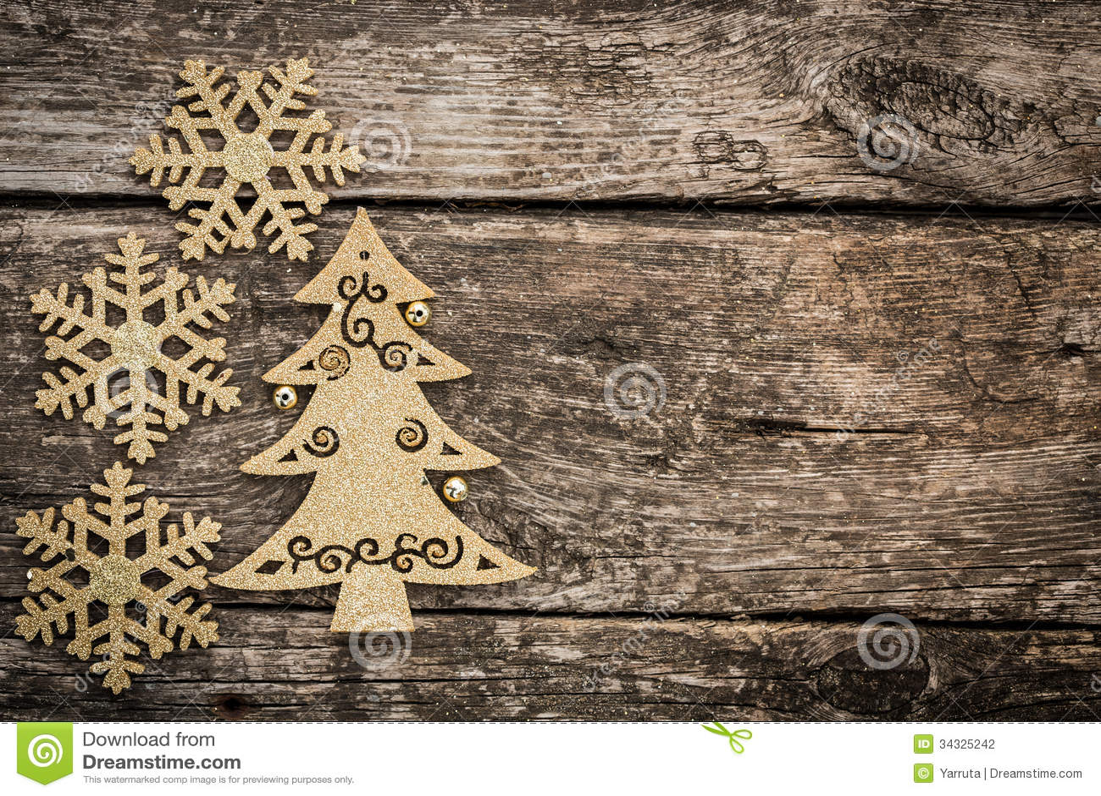 Wood Christmas Tree Pattern