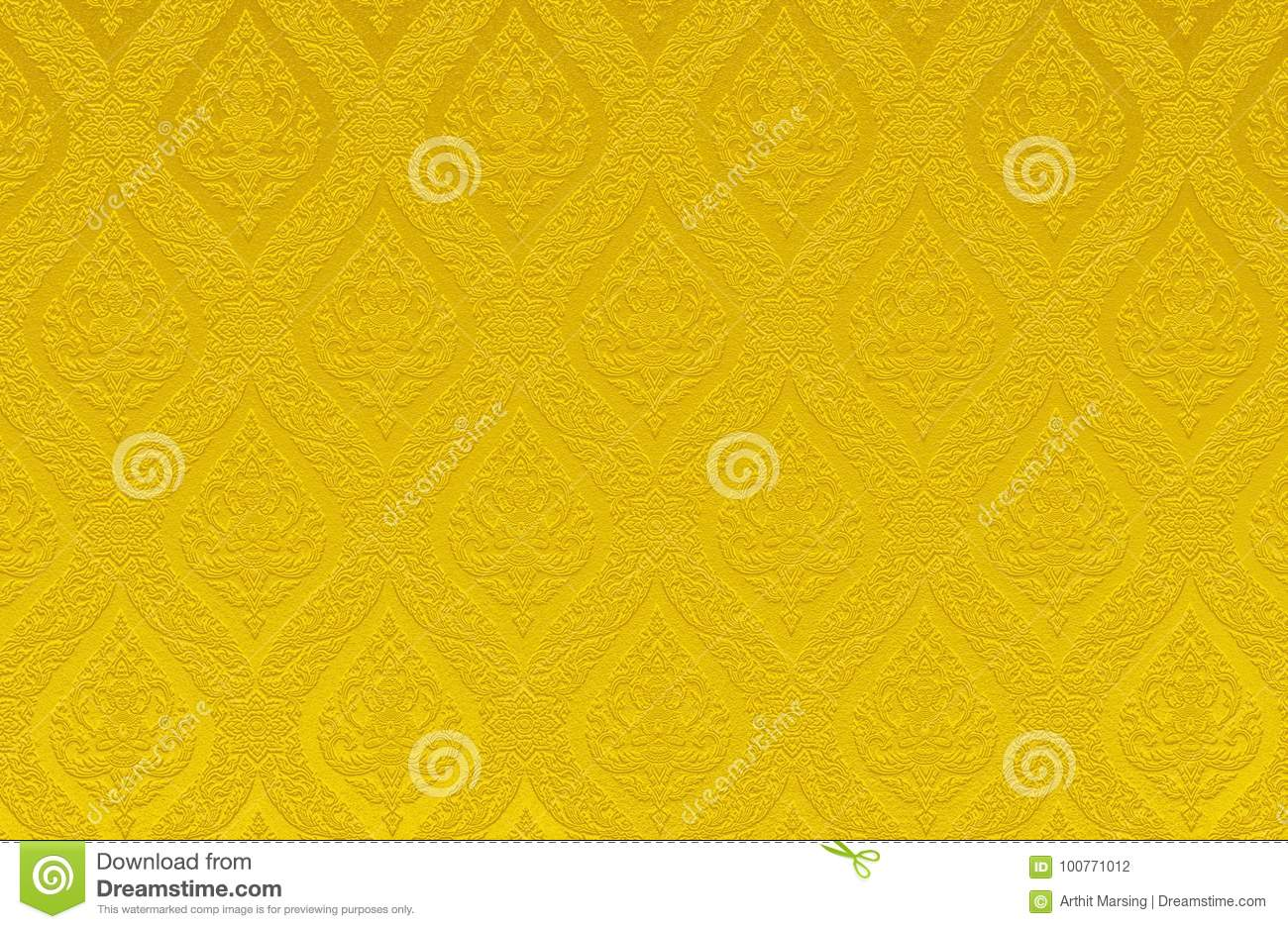 Gold color texture pattern abstract background can be use as wall paper screen saver brochure cover page or for Christmas card