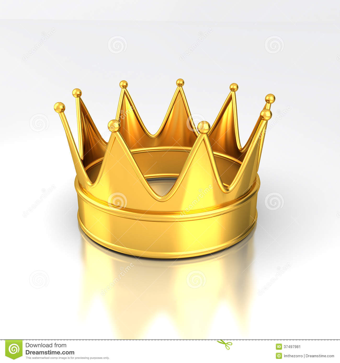 Gold crown background - photo#7