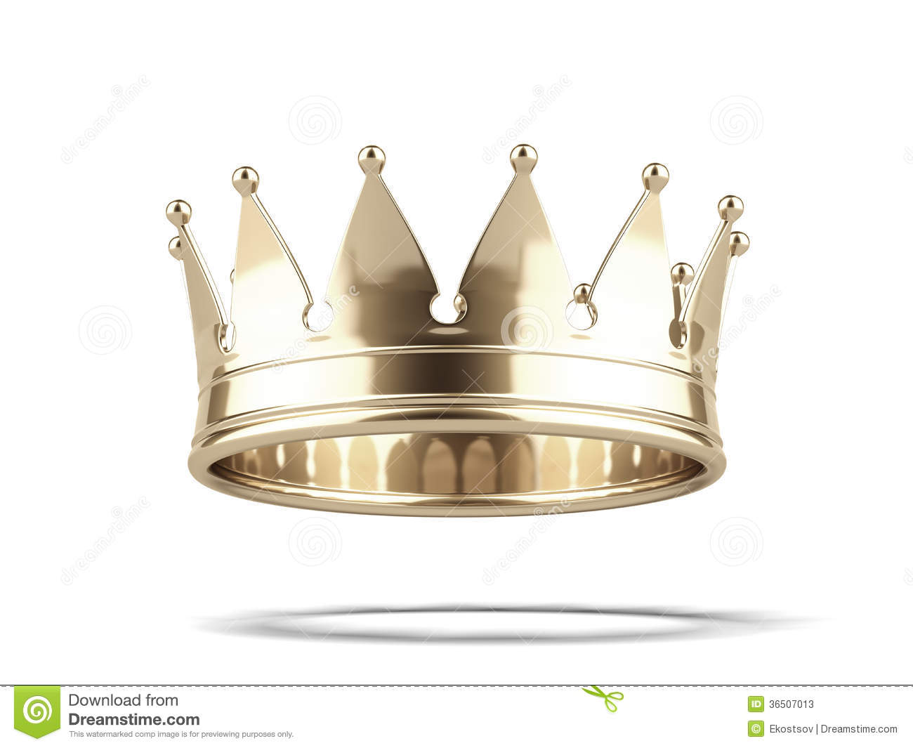 Gold crown background - photo#14