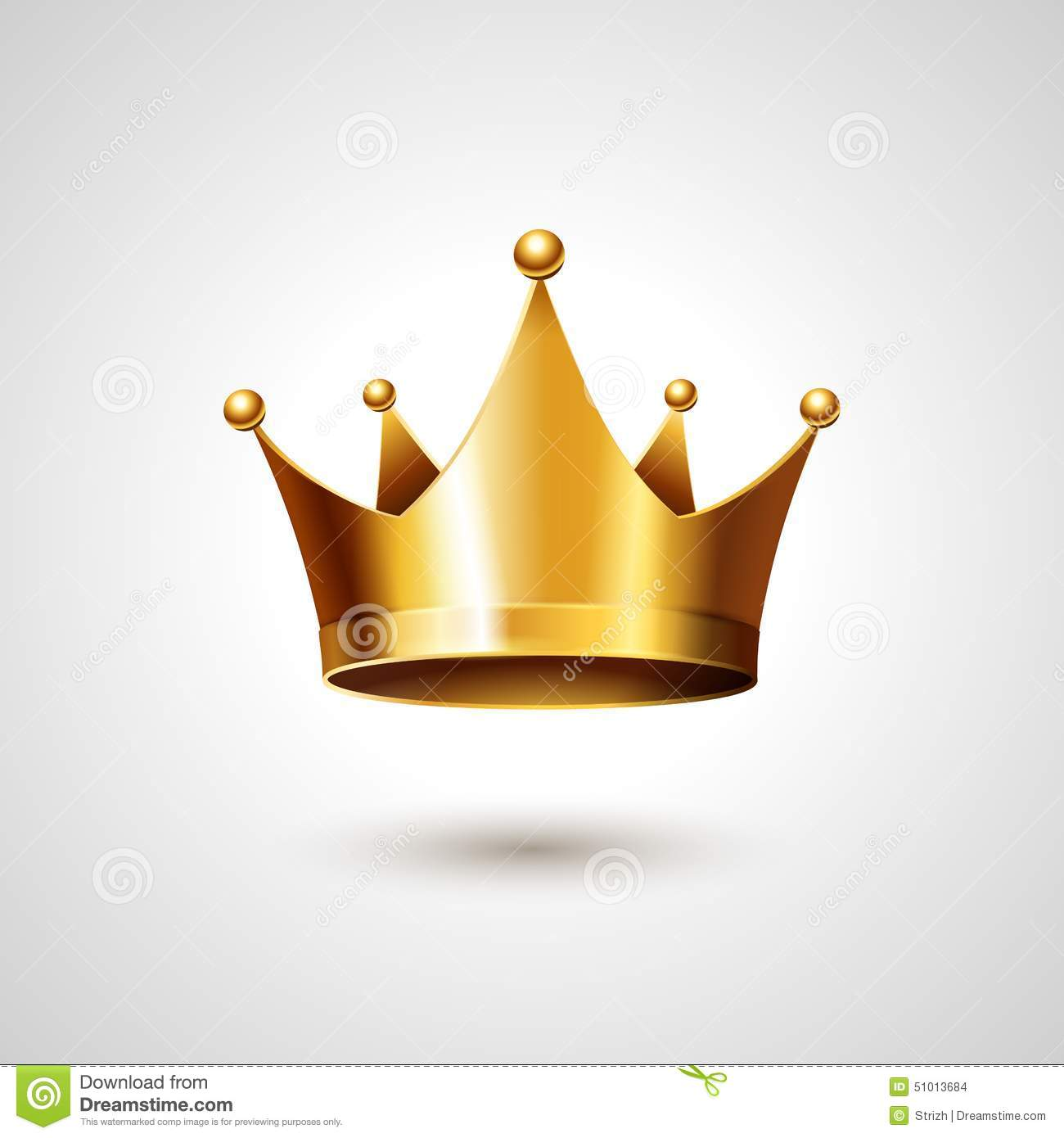 Gold crown background - photo#8