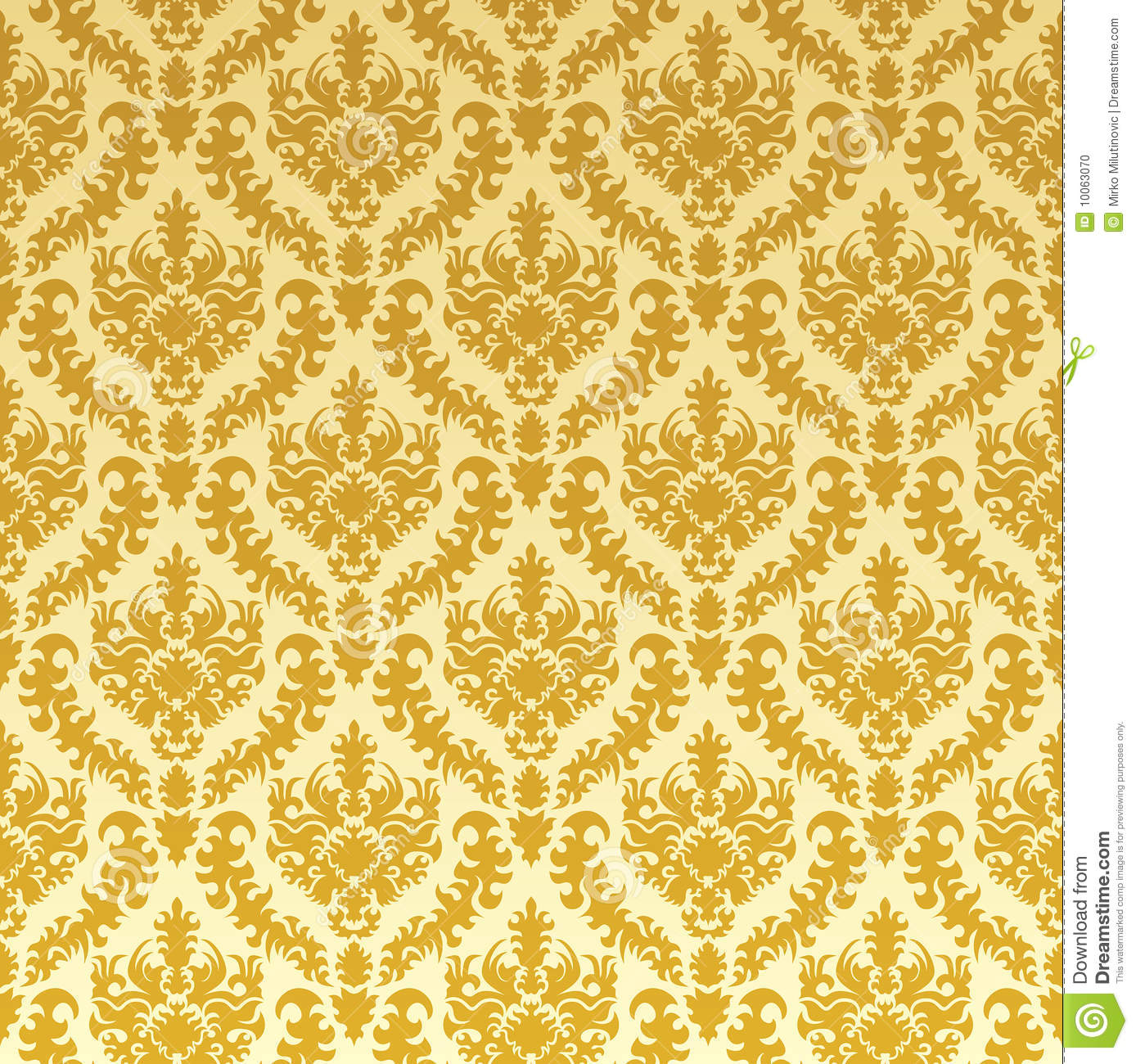 Graphics little yellow patterns on pinterest vintage for Gold wallpaper designs