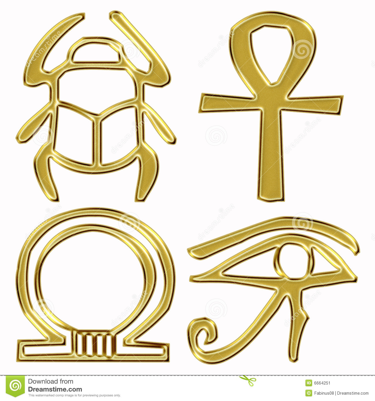 Gold egyptian symbol stock illustration illustration of ball gold egyptian symbol buycottarizona Image collections