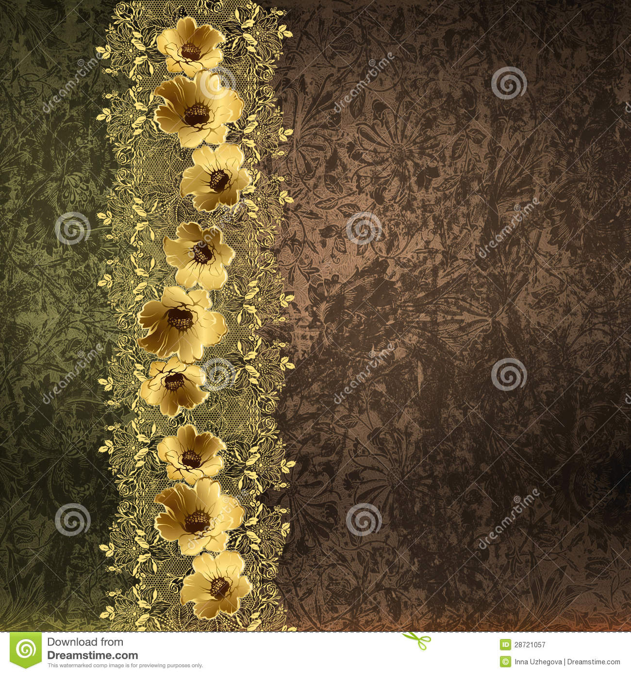 grunge border and background royalty free stock photography image 2186207 gold floral border on a grunge background royalty free stock photography image 28721057