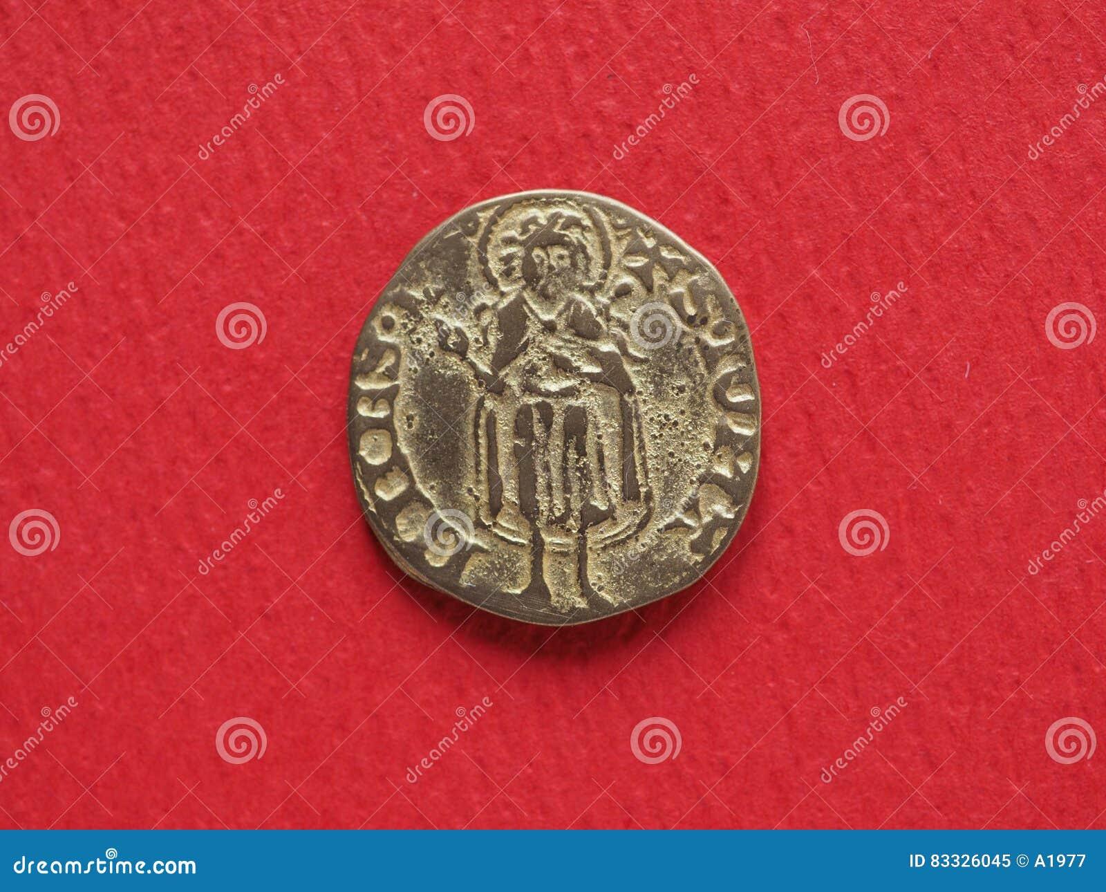 Gold florin fiorino d oro stock image for Coin firenze