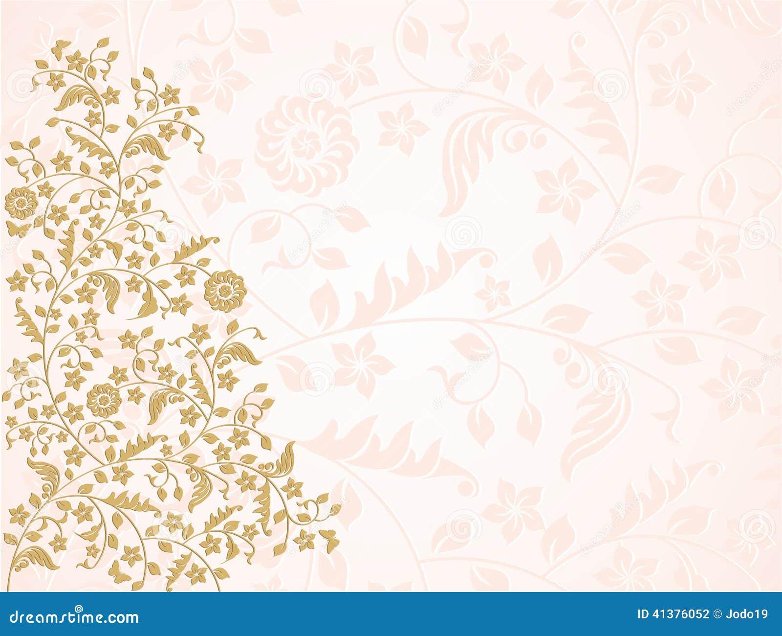 Gold flowers stock vector illustration of illustration 41376052 gold flowers mightylinksfo