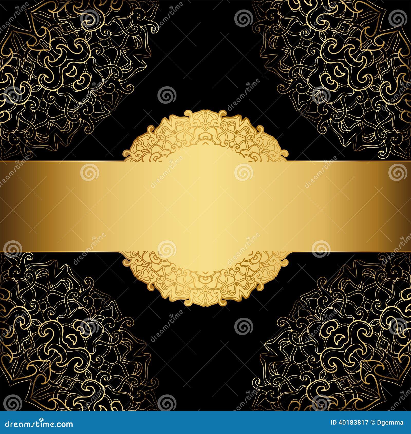 gold flyer background koni polycode co