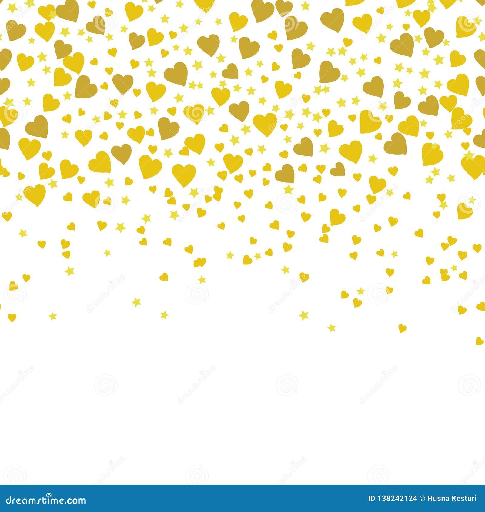 Gold funkelt auf weißem Hintergrund Goldfunkelnhintergrund