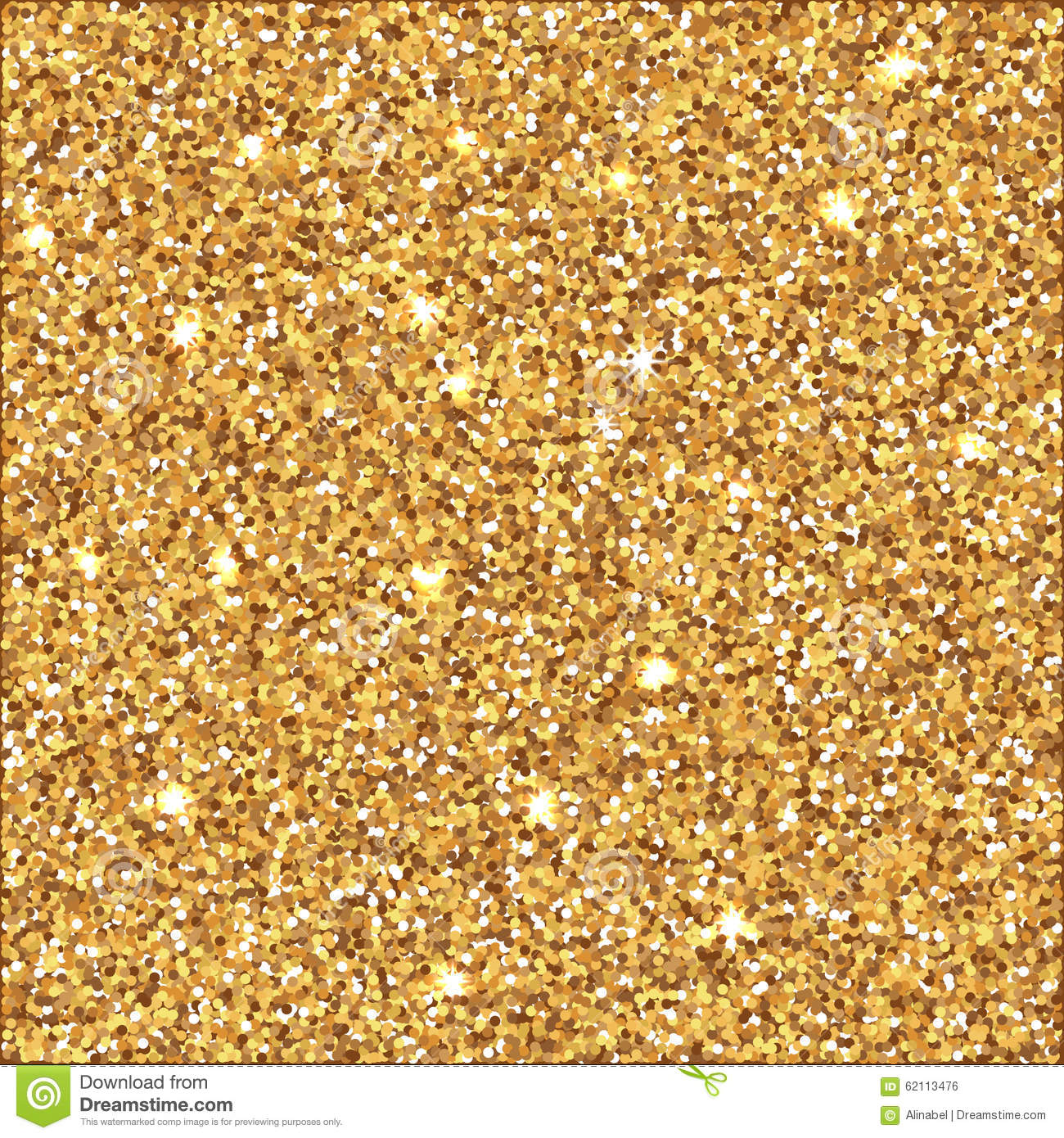 gold glitter texture stock vector image 62113476. Black Bedroom Furniture Sets. Home Design Ideas