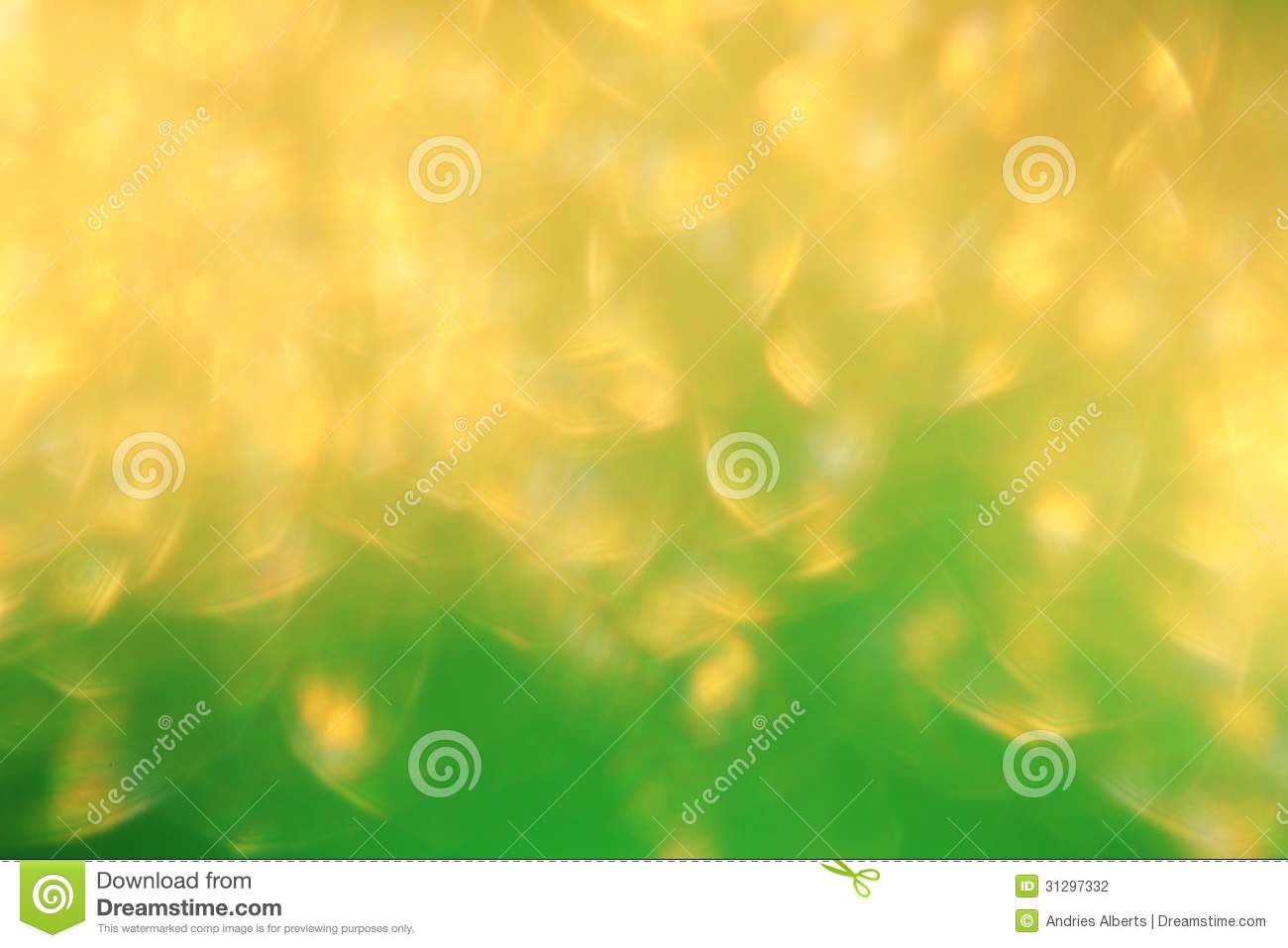Gold And Green - Background And Abstract Art Of Color Stock Photo ...