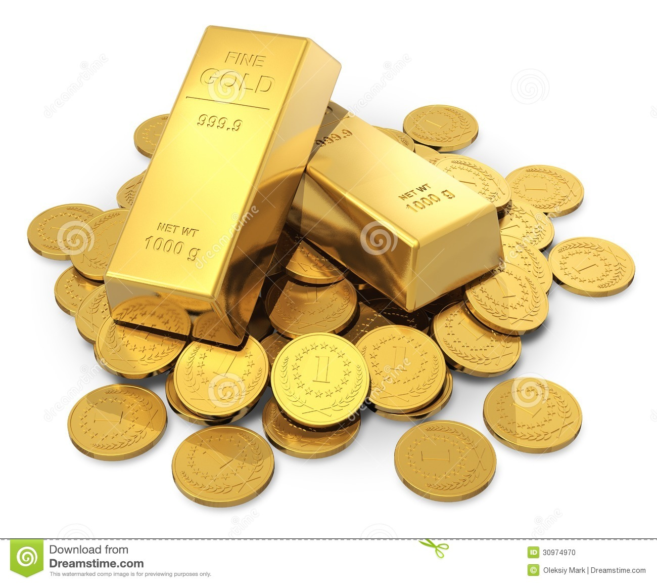Buy Gold Bullion Bars