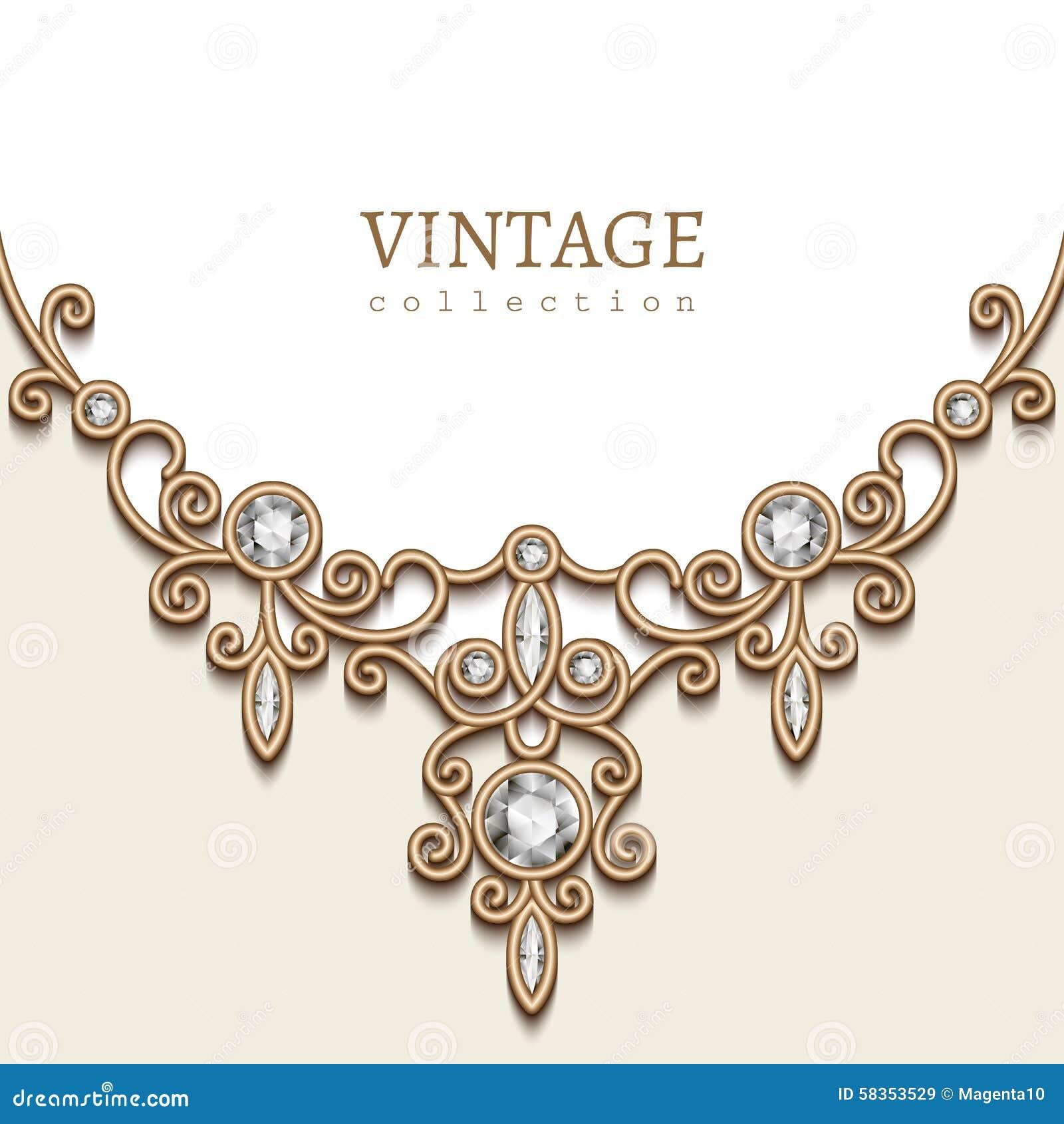 Jewellery Invitation Card - Premium Invitation Template Design by ...