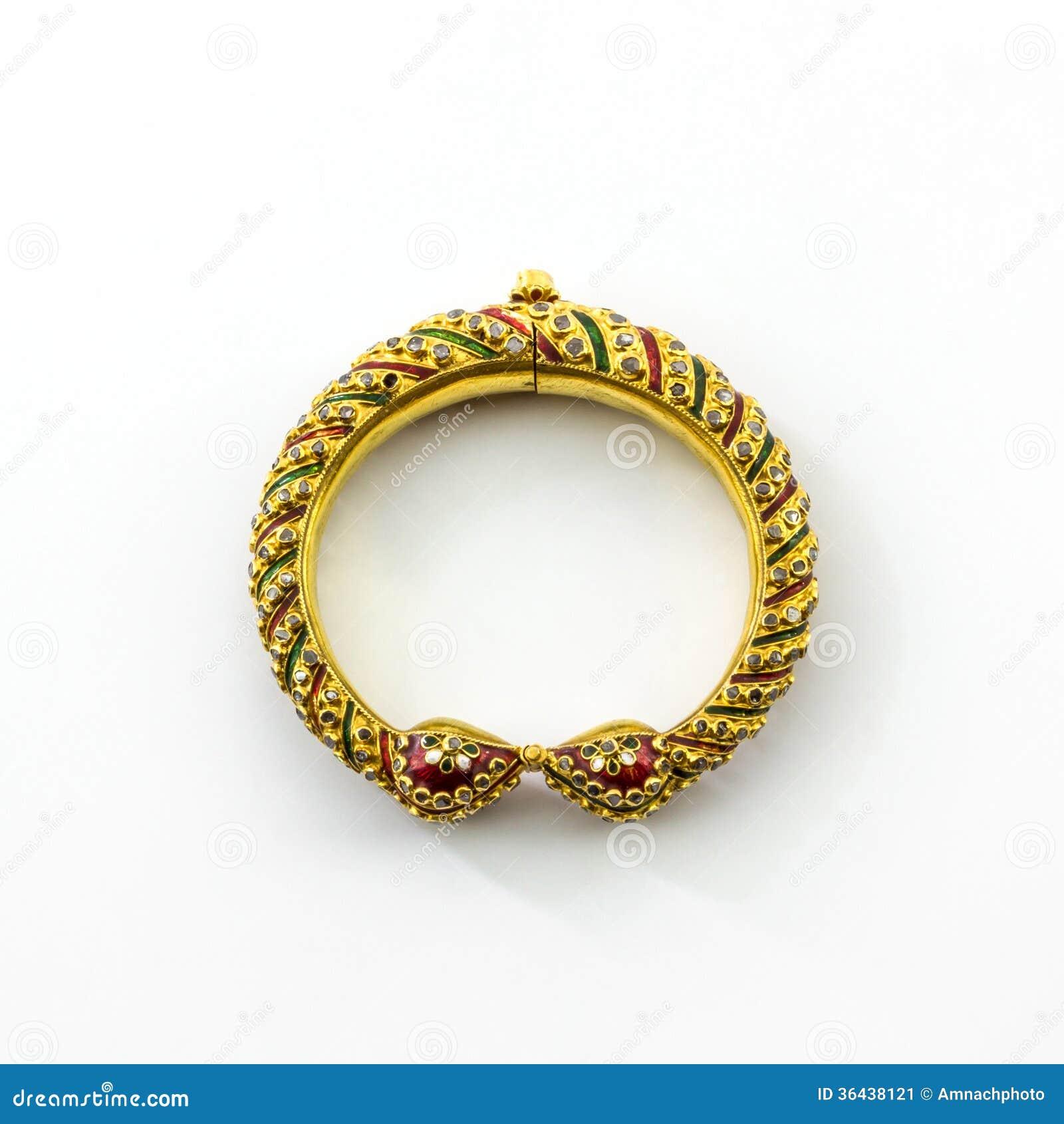 Thai Gold Ring