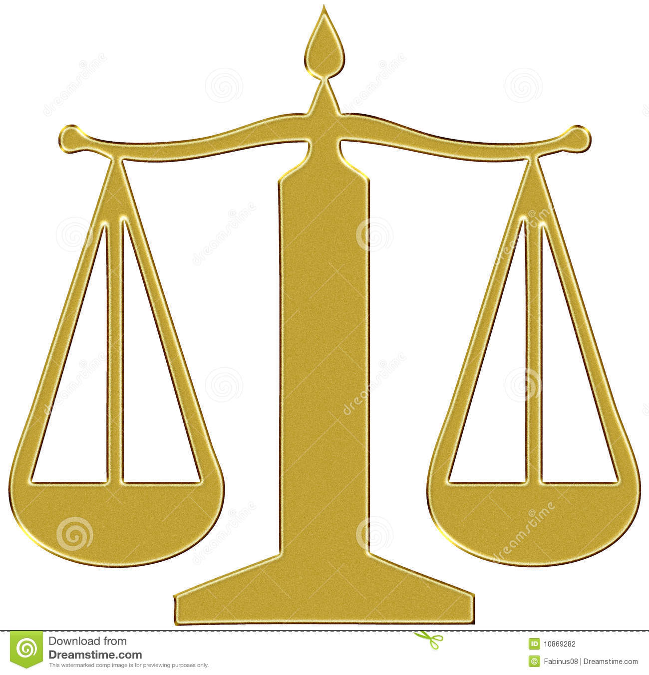 stock photography gold justice balance sign image 10869282 scales of justice clip art free scales of justice clipart free