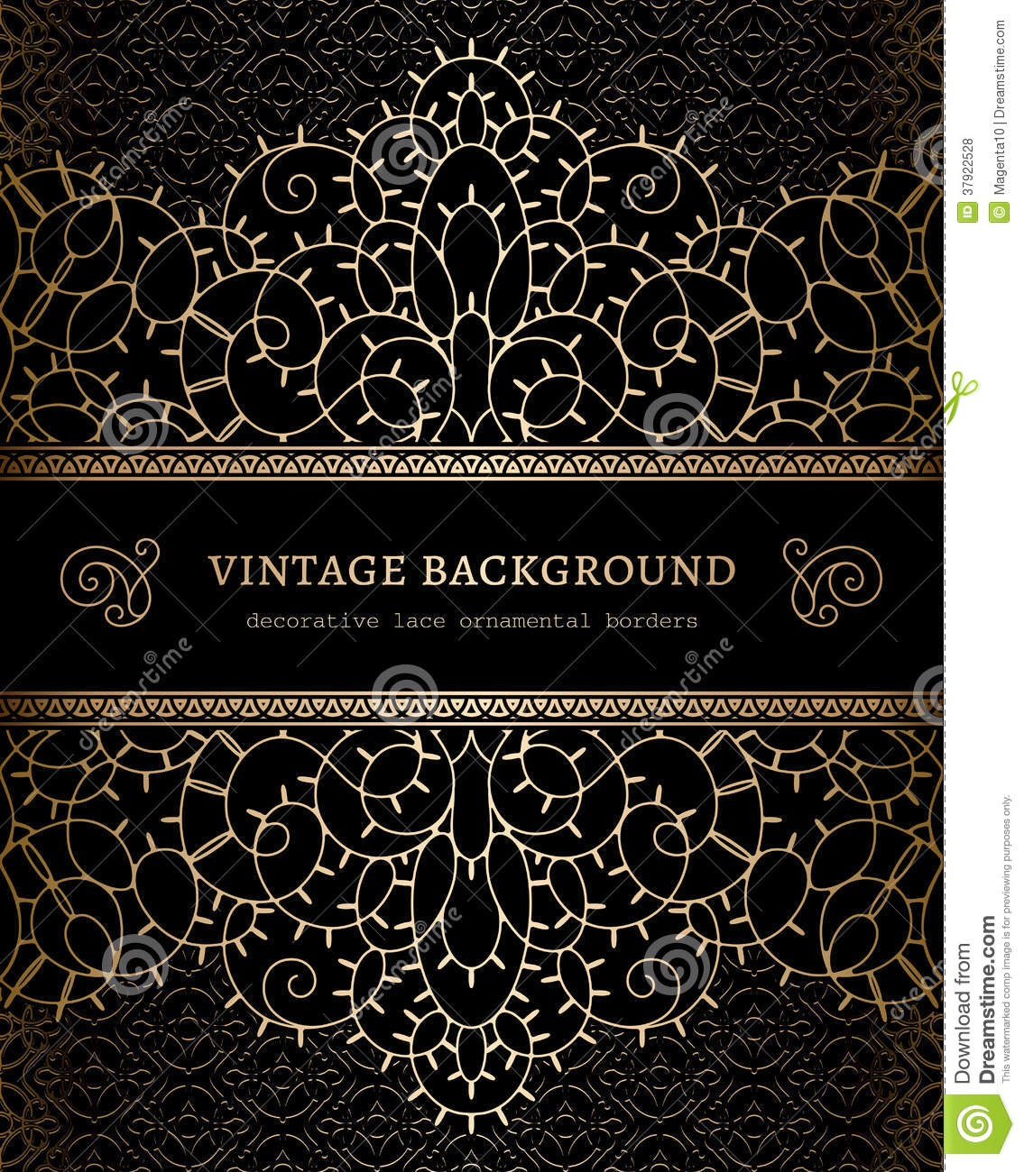 gold lace background stock vector illustration of gold