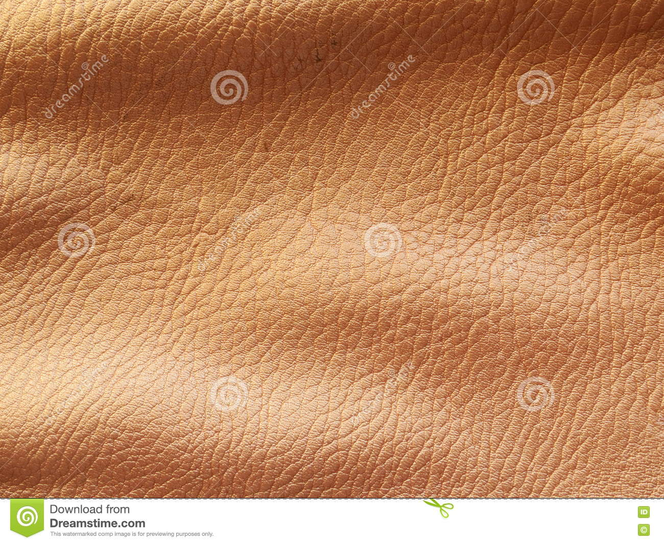 Gold Leather Background