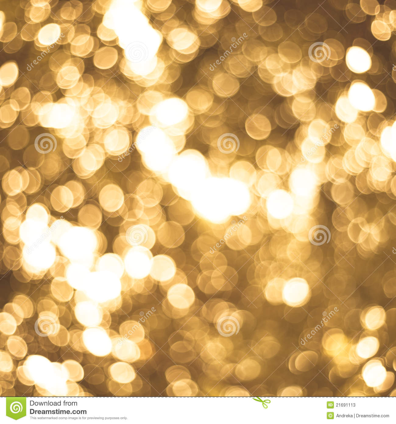 Gold Lights Backgrounds Gold lights