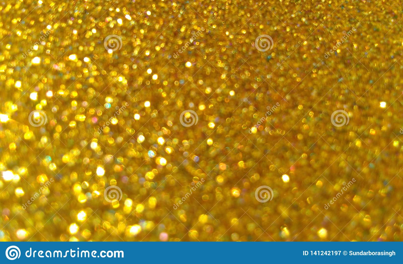 Gold maserte Hintergrund mit Funkelneffekthintergrund