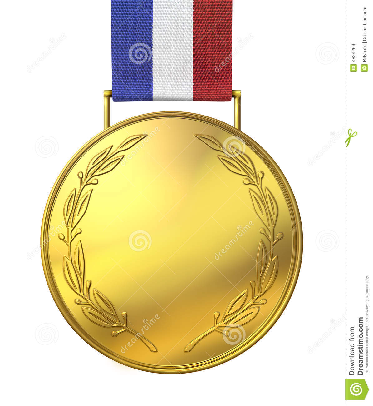 Gold Metal Clip Art Gold medal of honour