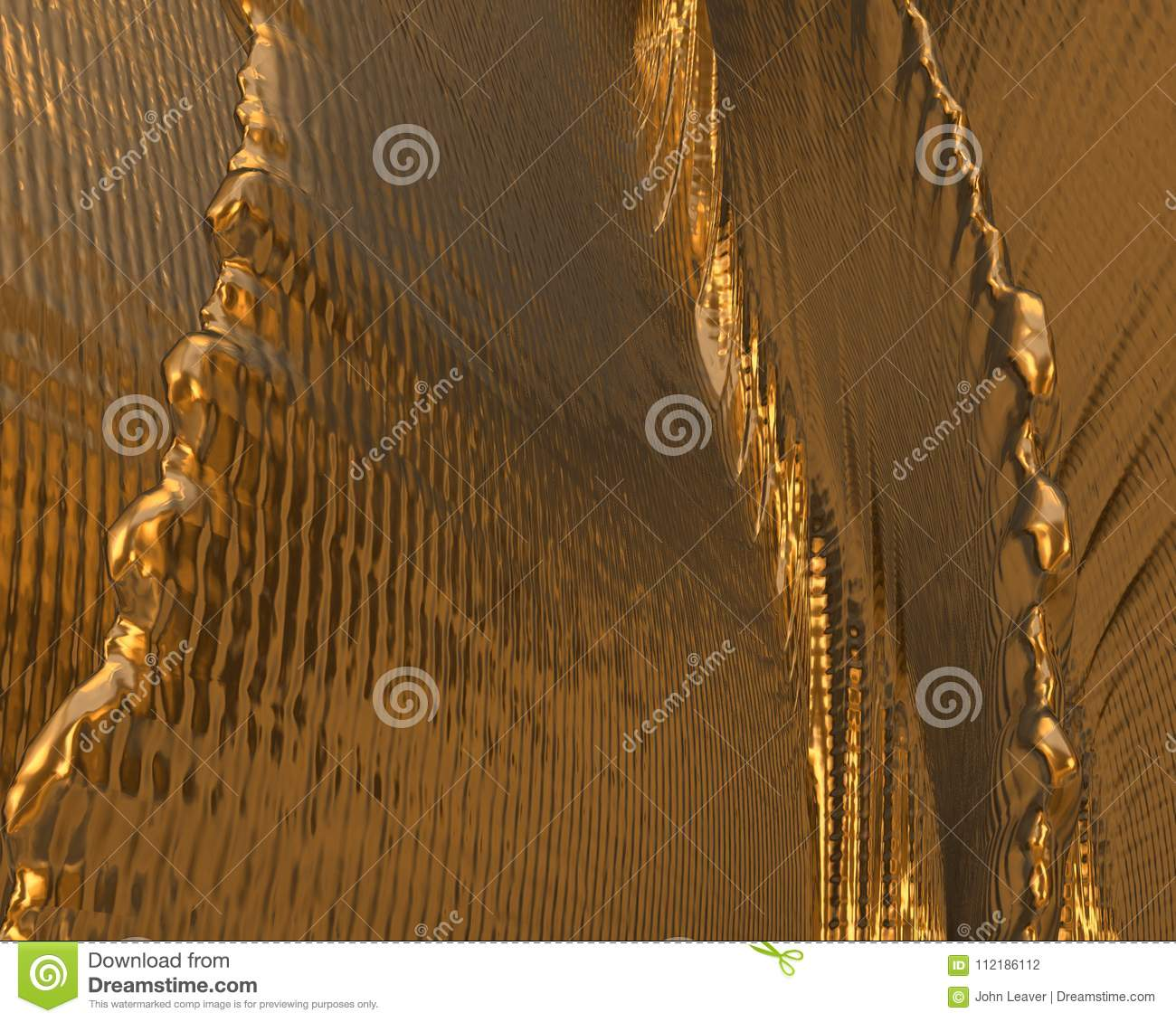 Gold texture / background