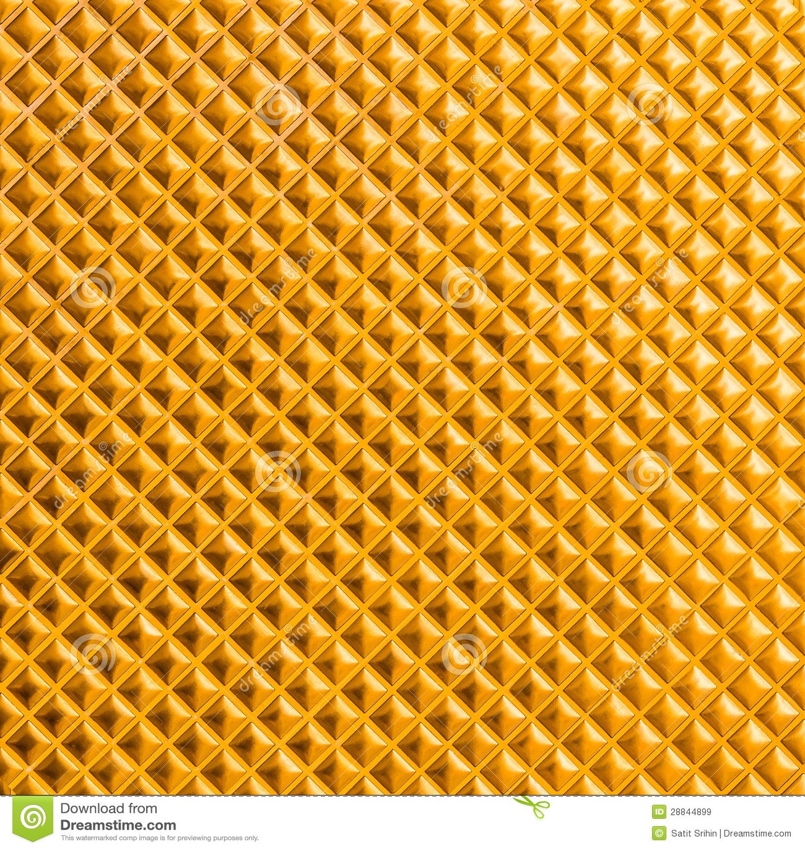 Gold Mosaic Tiles Texture Stock Image Image Of Design