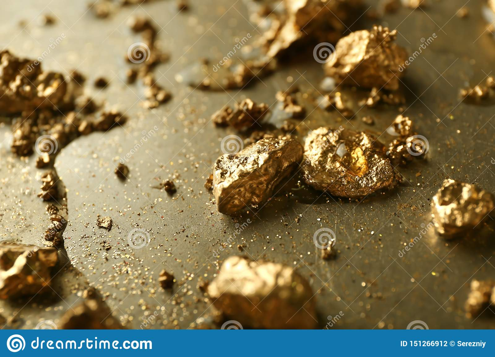Gold Nuggets Stock Images - Download 3,174 Royalty Free ...
