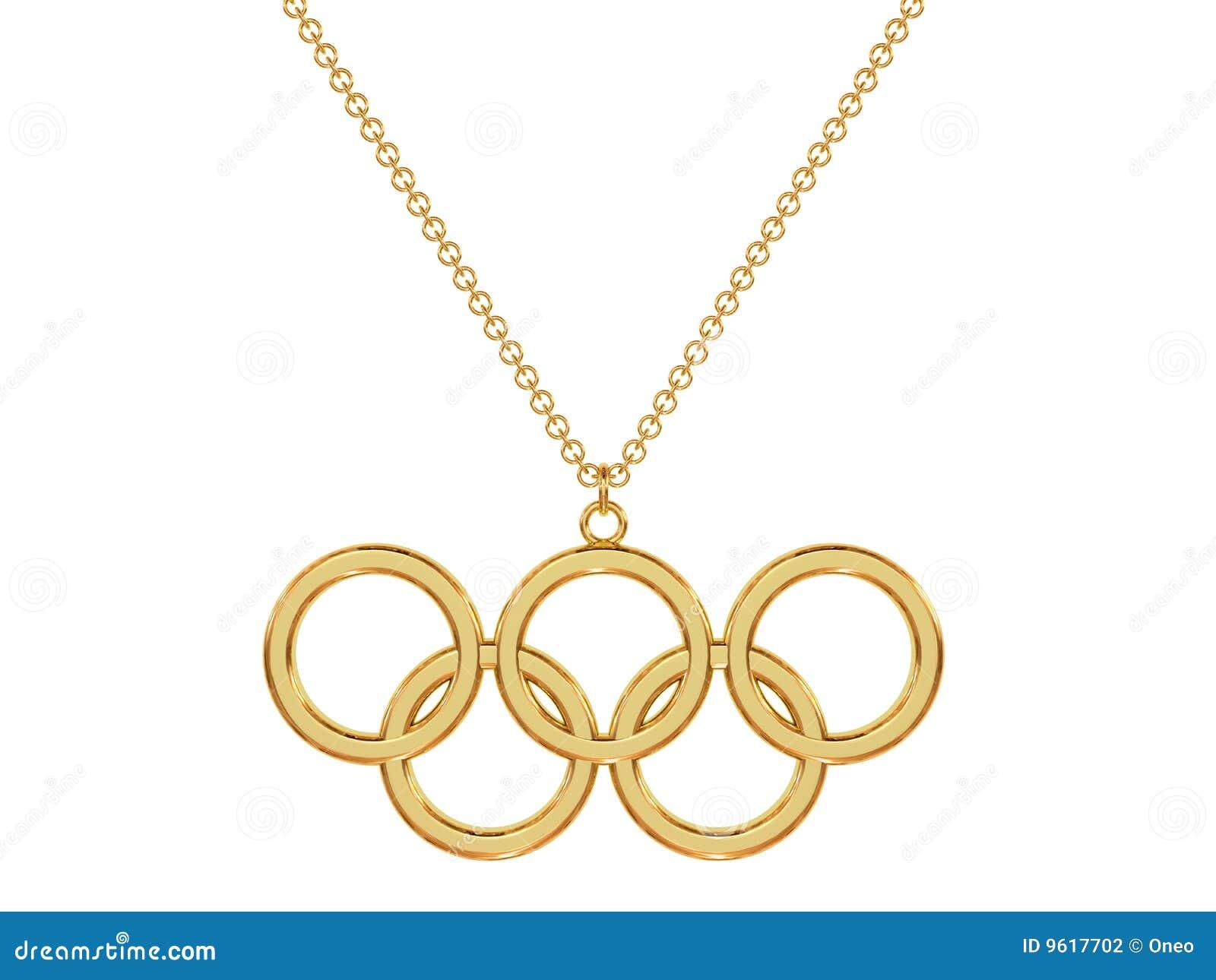 Shiny Olympic Rings