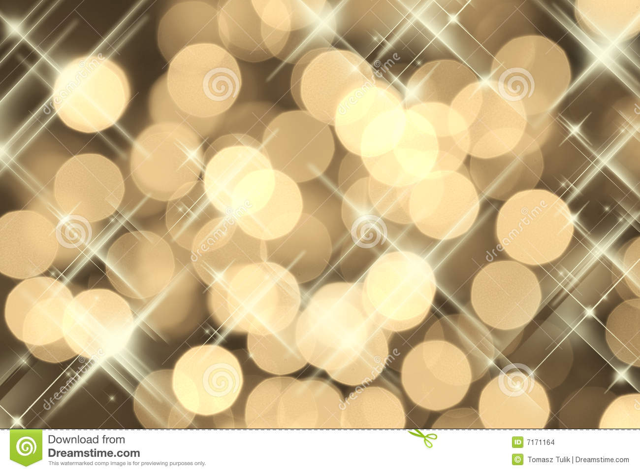 Gold Party Background Stock Images Image 7171164