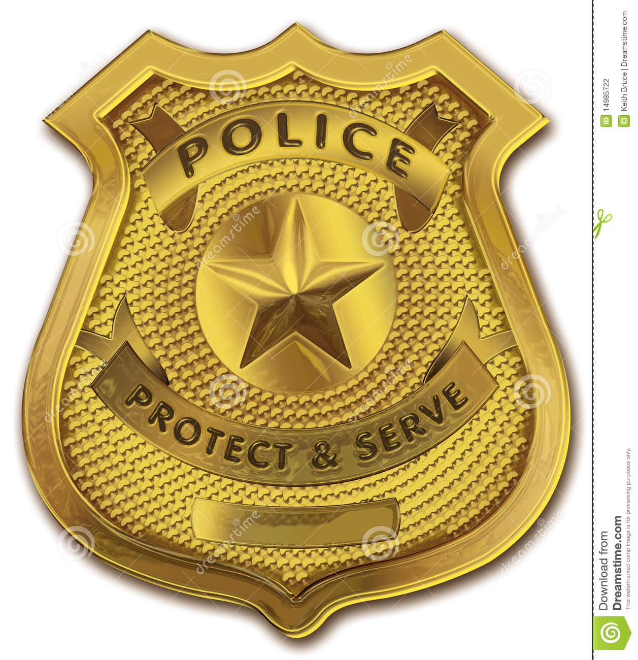 Detective Badge Clip Art Images & Pictures - Becuo