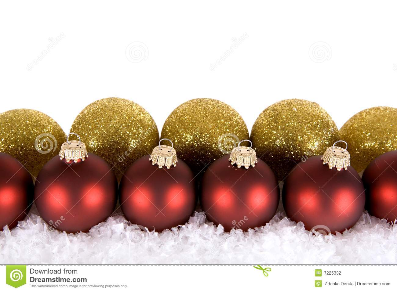 Gold and red christmas decorations - Gold Red Christmas Decorations