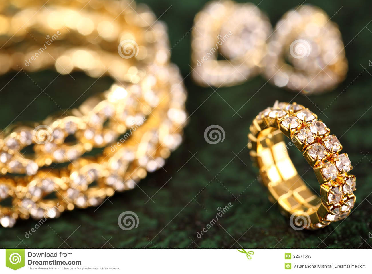 Gold ring & Bengals stock photo. Image of categories - 22671538