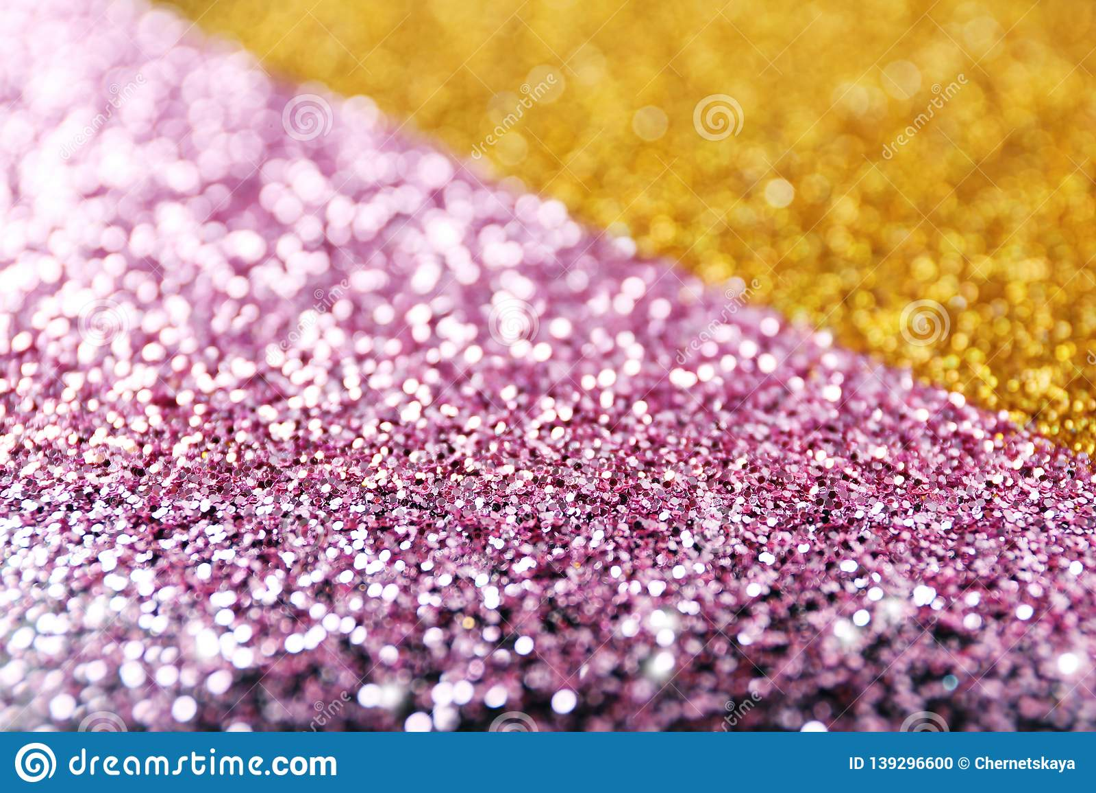 Gold And Rose Glitter As Background Stock Illustration - Illustration of design, gold: 139296600
