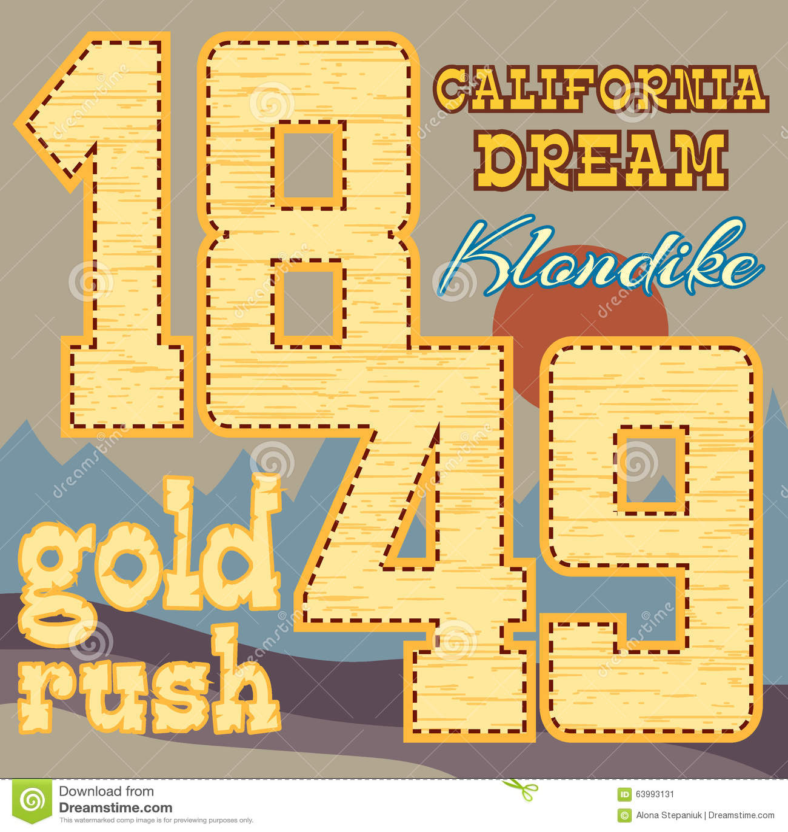 California dream clothing store