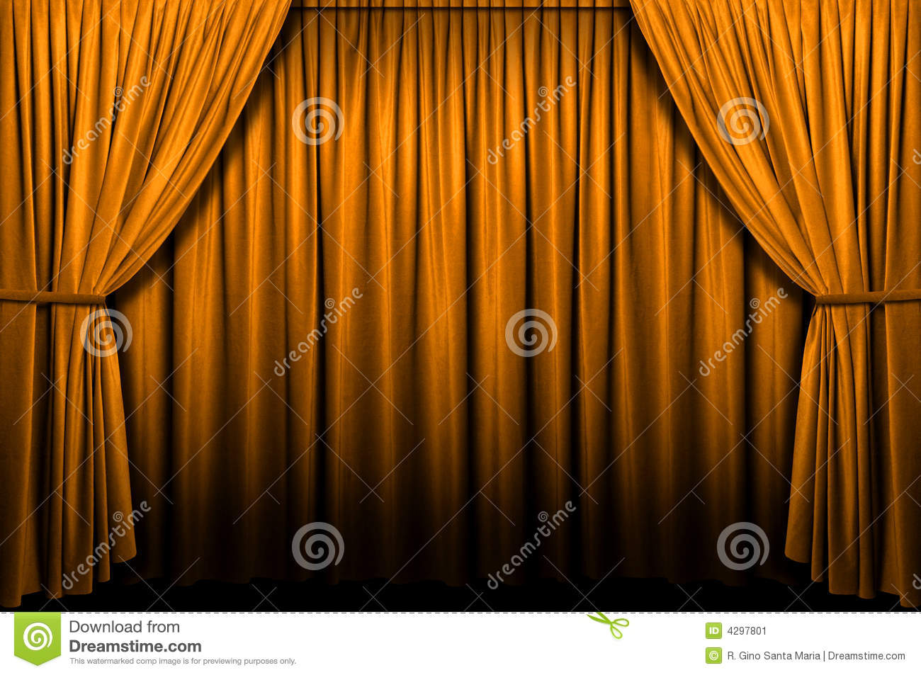 Cheap black stage curtains - Gold Stage Curtains Gold Stage Curtain Gold Stage Curtain