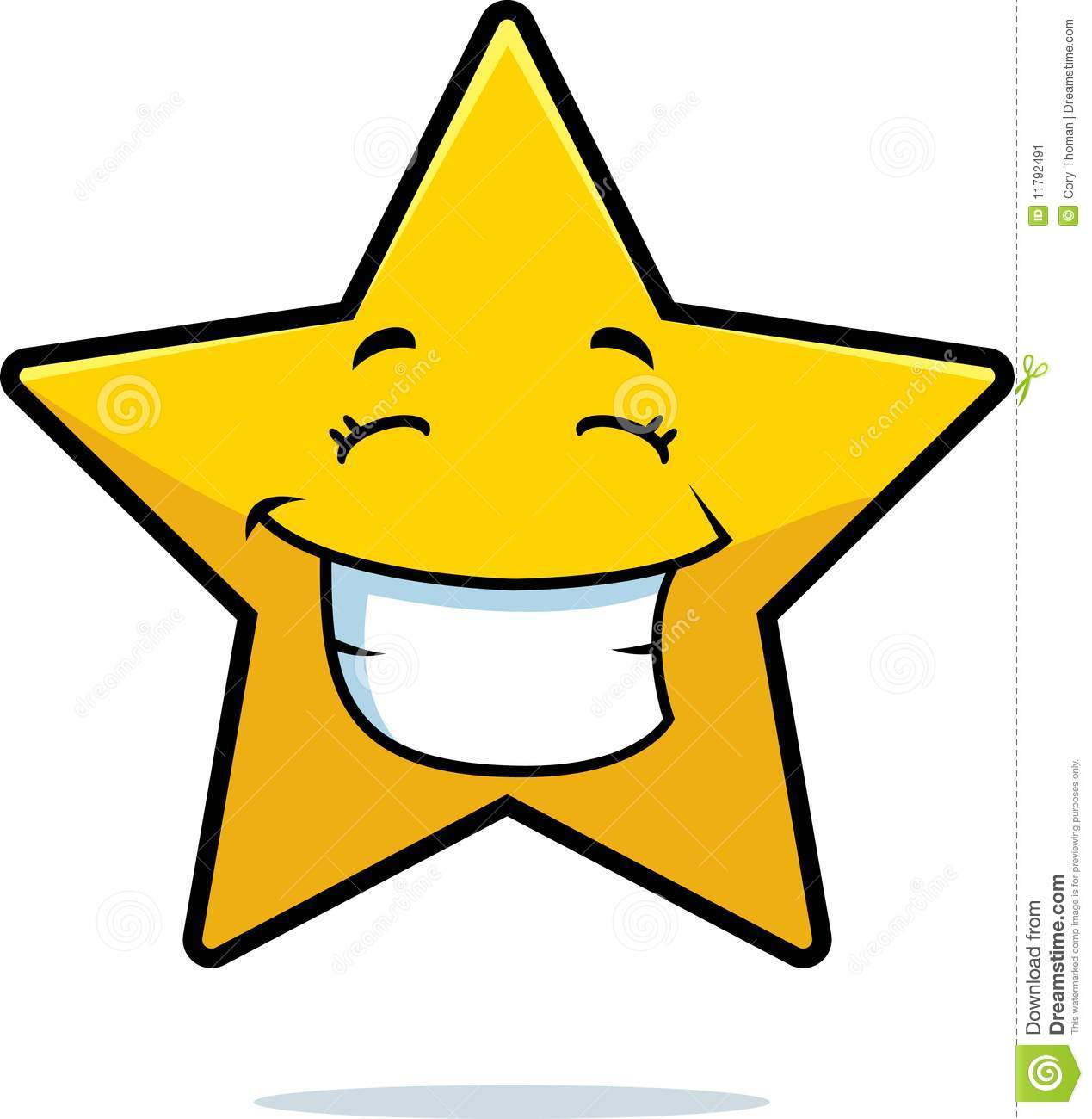 gold star smiling stock vector illustration of grin clipart picture clipart pictures for autumn