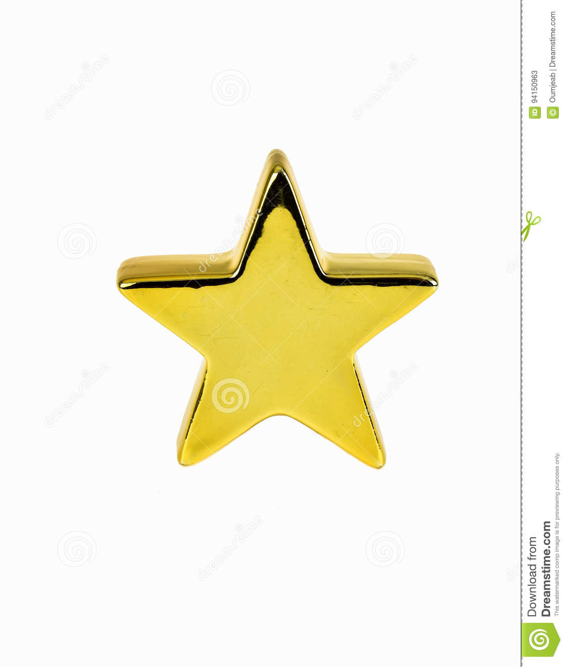 Gold Star Stock Photos - Royalty Free Images - photo #9