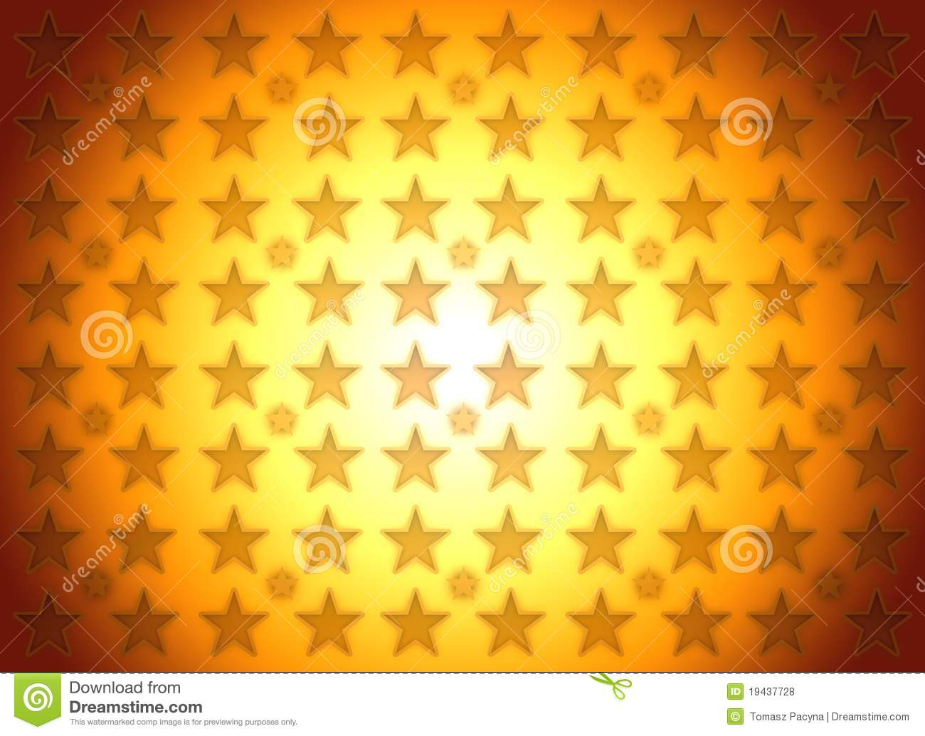 gold stars winner background illustration royalty free