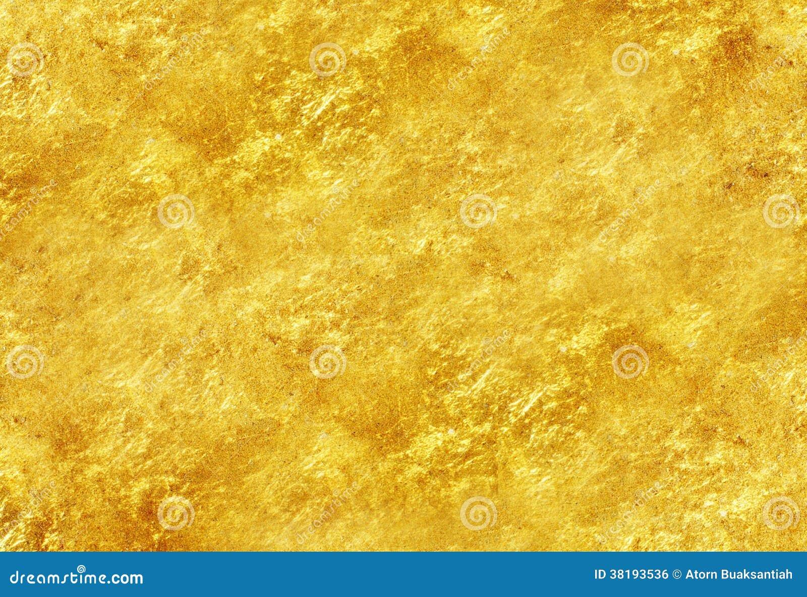 Gold texture glitter
