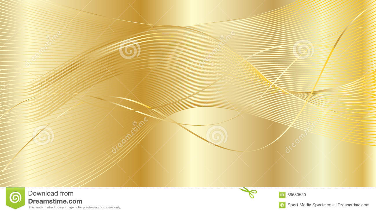 Christmas Card Book Cover Printable ~ Gold wavy background blank stock vector illustration of